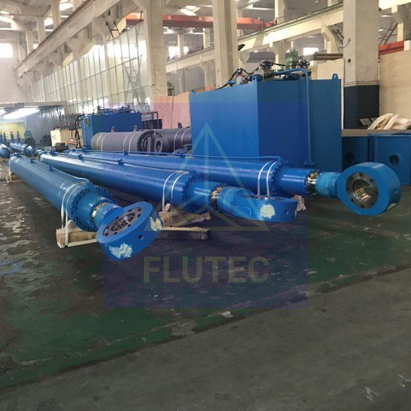 Hydraulic Control System for Dam Gate (1)
