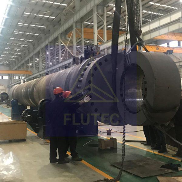 Hydraulic cylinder 1400.720.15400 (1)